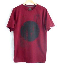 ZRCL ZRCL,  T-Shirt Forrest, bordeaux, M