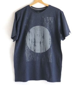 ZRCL ZRCL, T-Shirt Forrest, blue stone, M