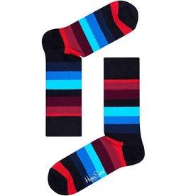 Happy Socks Happy Socks, SA01-068 Multi Dunkel Blau, Grösse 41-46