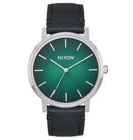 Nixon Nixon, Porter Leather, green/black