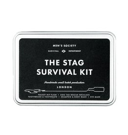 Men's Society Men's Society, Stag Survival Kit