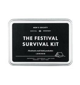 Men's Society Men's Society, Festival Survival Kit