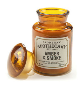 Paddywax Paddywax, Apothecary, Amber & Smoke