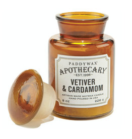 Paddywax Paddywax, Apothecary, Vetiver & Cardamom