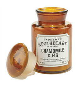 Paddywax Paddywax, Apothecary, Chamomile & Fig