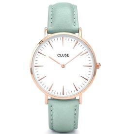 Cluse Cluse, La Bohème, rose gold white/pastel mint