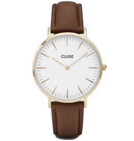 Cluse Cluse, La Bohème, gold white & brown