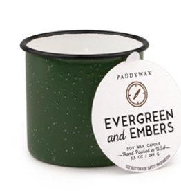 Paddywax Paddywax, Alpine, evergreen&embers