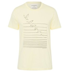 armedangels Armedangels, James Seagull Rising, yellow, M