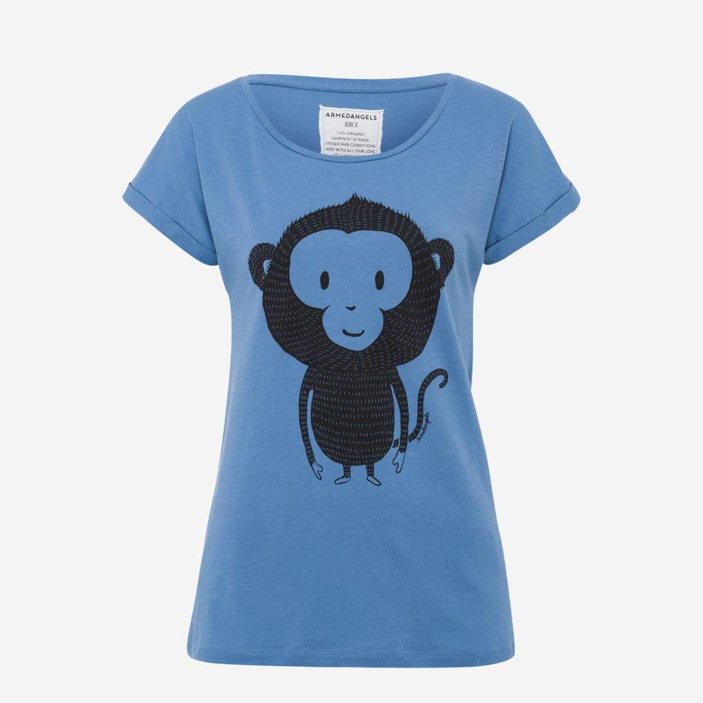 armedangels Armedangels, Liv Monkey, coronet blue, XS
