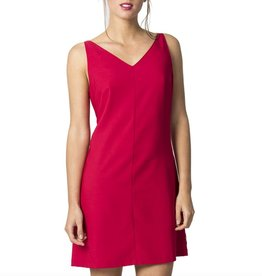 Skunkfunk Skunkfunk, Sansac Dress, red. L(4)