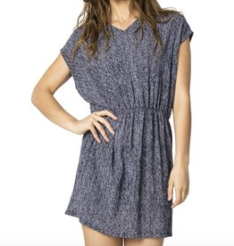 Skunkfunk Skunkfunk, Anene Dress, dark navy. M(3)