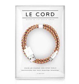 Le Cord LeCord, Spiral rainbow
