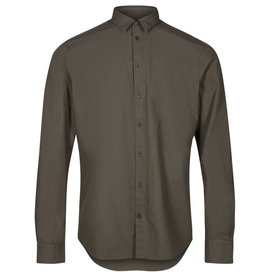 Minimum Minimum, Marley Shirt, dark forrest, S