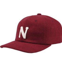 Nixon Nixon, Prep Wool Hat, cabernet