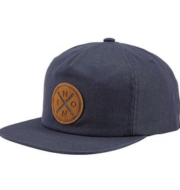 Nixon Nixon, Beachside Snap Back Hat, navy