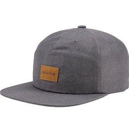 Nixon Nixon, Wrangler Snapback Hat, gray