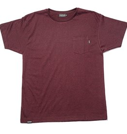 Safari Safari, Books T-Shirt, wine, XL
