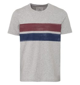 armedangels Armedangels, James Two Stripes, grey melange, M