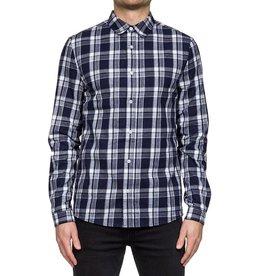 RVLT RVLT, 3600 Shirt Check, offwhite, L