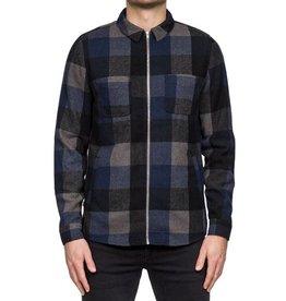 RVLT RVLT, 3608 Shirt Check, blue, M