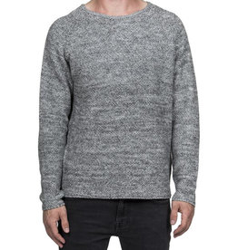 RVLT RVLT, 6293 Knit Structure, grey, L