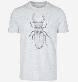 armedangels Armedangels, James Stag Beetle, grey melange, XL