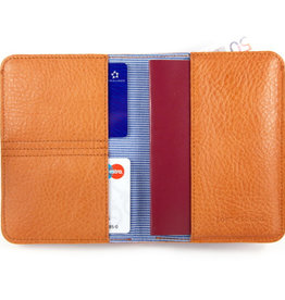 Lost & Found Accessories Lost & found, Passport holder Caramel