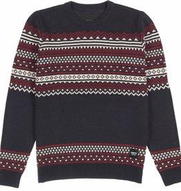 Wemoto Wemoto, Bolden Knit, navyblue, L