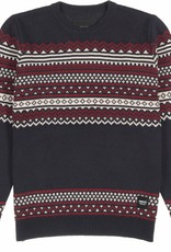Wemoto Wemoto, Bolden Knit, navyblue, M