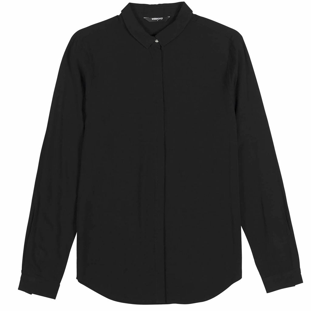 Wemoto Wemoto, James Shirt, black, XS
