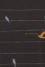 armedangels Armedangels, James Birds Online, acid black, M