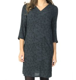 Skunkfunk Skunkfunk, Jaione Dress, dusty blue, L(4)