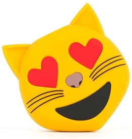 Mojipower, Emoji Powerbank, Love Cat