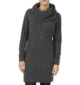 Skunkfunk Skunkfunk, Kalisha Dress, anthracite grey, S(2)