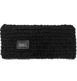 hä?wear hä?wear, Handmade Headband, black, one size