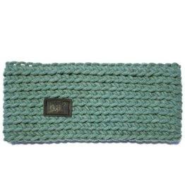 hä?wear hä?wear, Handmade Headband, emerald, one size