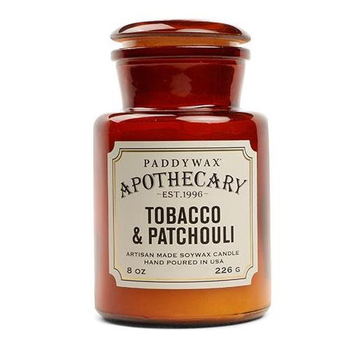 Paddywax Paddywax, Apothecary, tobacco&patchouli