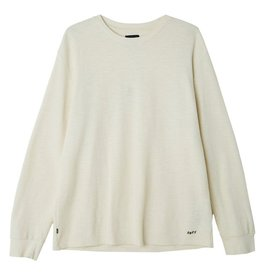 Obey Obey, Normal Longsleeve, cream, S