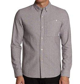 SLVDR SLVDR, Pivot Shirt, stripped linen, M