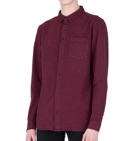Dr.Denim Dr.Denim, Fletcher Shirt, craving red, L