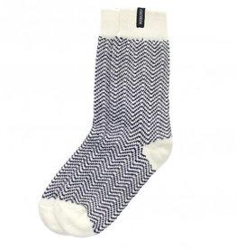 Wemoto Wemoto, Avon Socks, white, 43-45