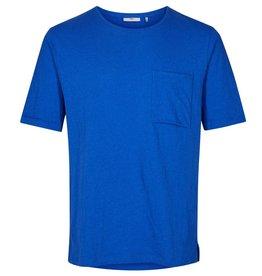 Minimum Minimum, Frodor T-Shirt, king blue, XL