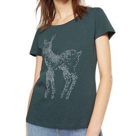 armedangels Armedangels, Mari Twinkle Deer, park green, S