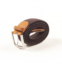 Vertical, la Maconnaise Belt, brown, 105cm