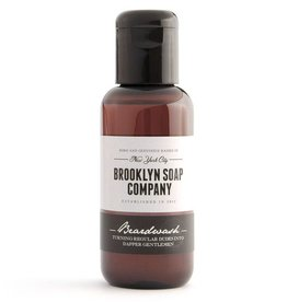BKLYNSOAP Brooklyn Soap, Beardwash Travel, 100ml