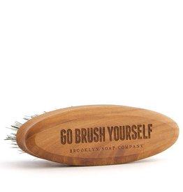 BKLYNSOAP Brooklyn Soap, Beard Brush
