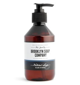 BKLYNSOAP Brooklyn Soap, Natural Soap, Hair&Body, Aloe Vera, 250ml