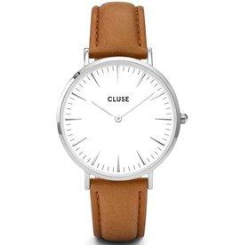 Cluse Cluse, La Bohème, silver white/caramel