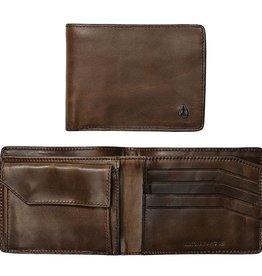 Nixon Nixon, Arc SE bi-Fold Wallet, dark olive